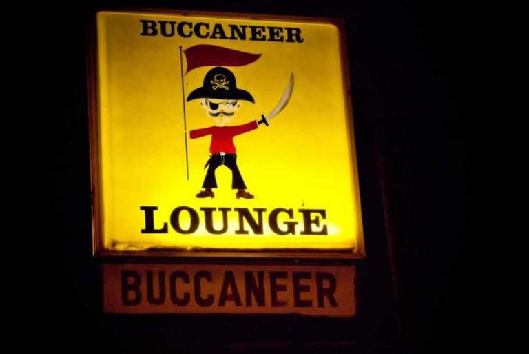 Buccaneer Lounge   © Sean Davis/Flickr