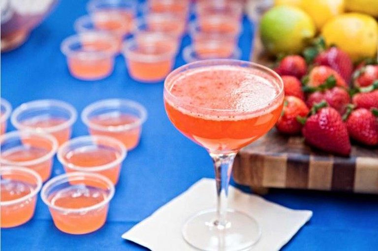 Sample Cocktails | ©Amanda Lynn Photography