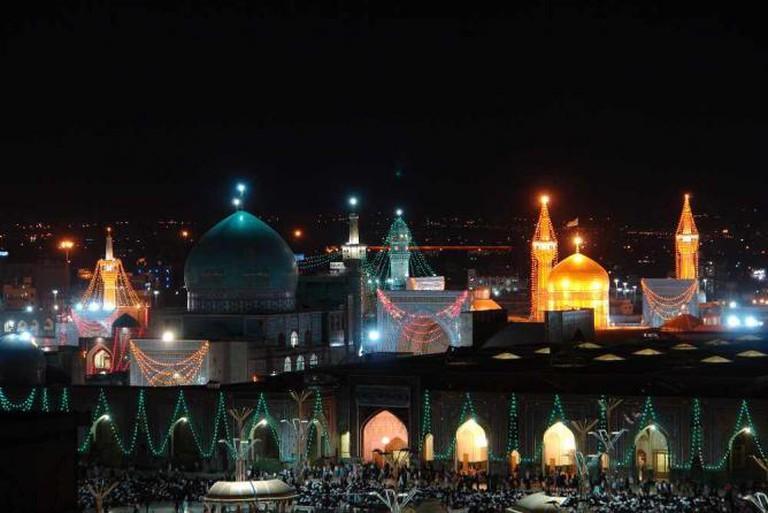 Imam Reza Shrine   © Mohebin14/Wikicommons