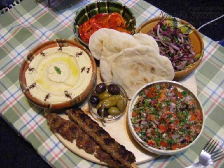 Lebanese food   © Noko's Cuisine/Flickr