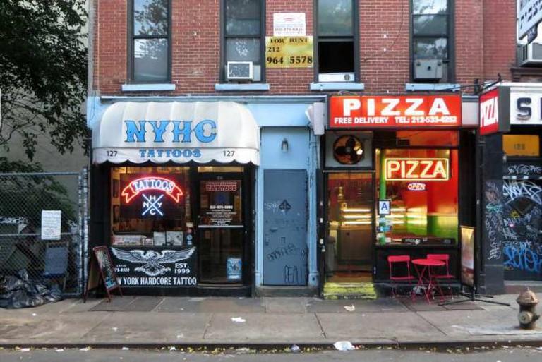 Stanton Street Pizza