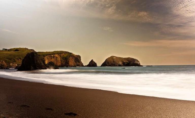Rodeo Beach Marin Headlands | © David Horowitz/Flickr
