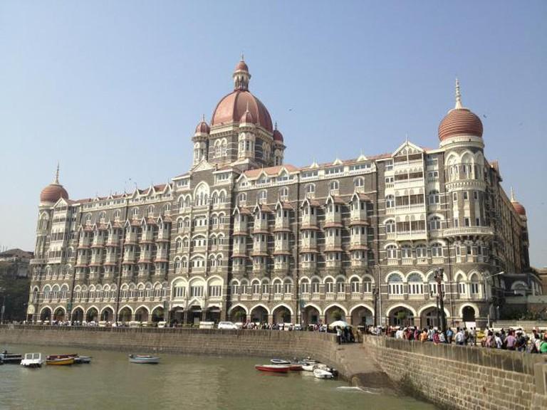 Colaba Mumbai | © Thomas Galvez/Flickr