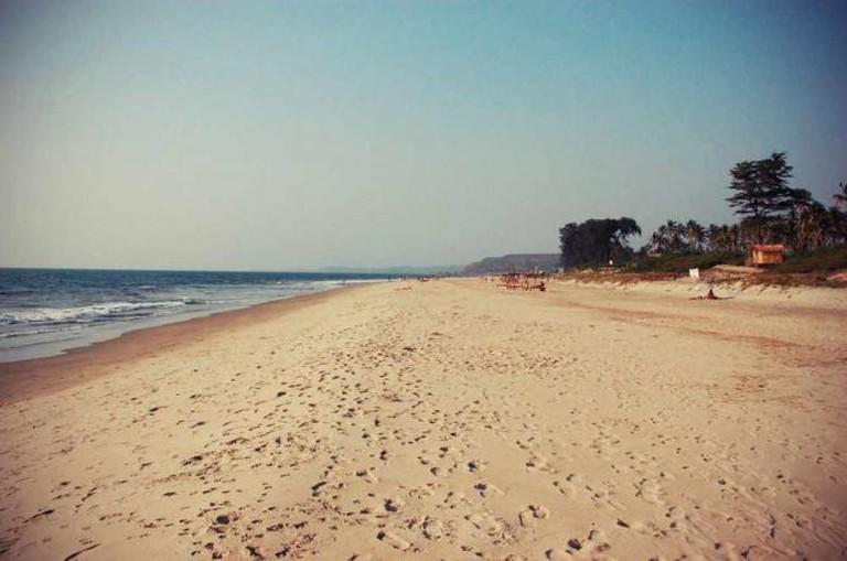 Mandrem beach Panjim | © Simon Alexander Jacob /Flickr