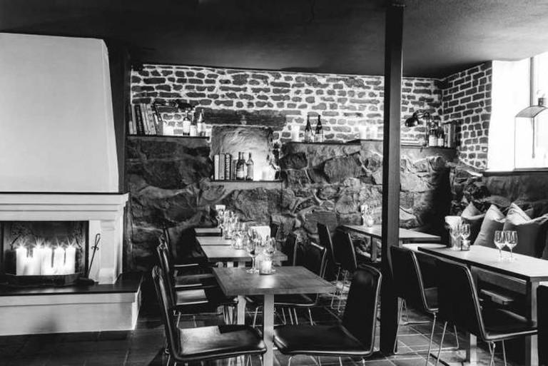 Interior of Cru   Courtesy of Cru Vin & Kjøkken