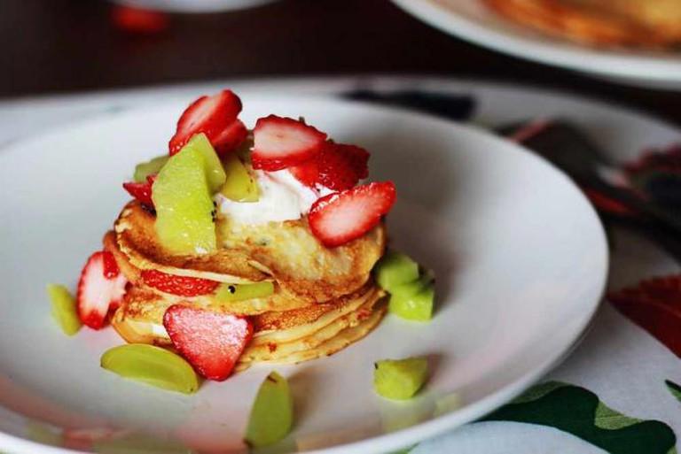 Pancakes | ©Japanexperterna.se/Flickr