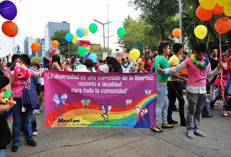 Gay Pride | © Thelmadatter/WikiCommons