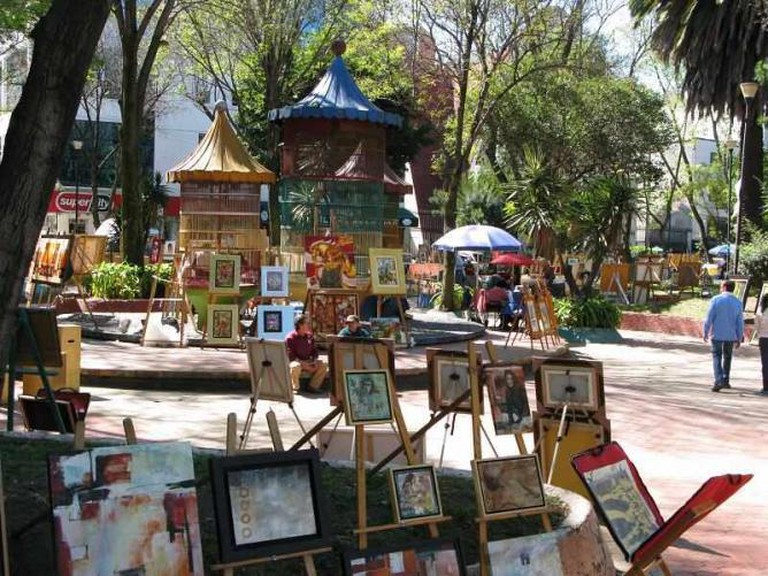 Art in a square | © Agustin valero/WikiCommons
