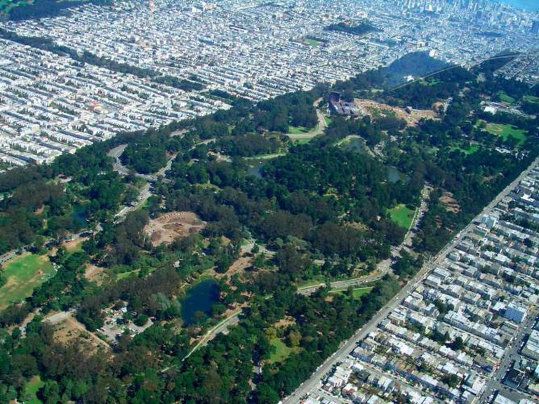 Golden Gate Park | © Todd Lappin/Flickr