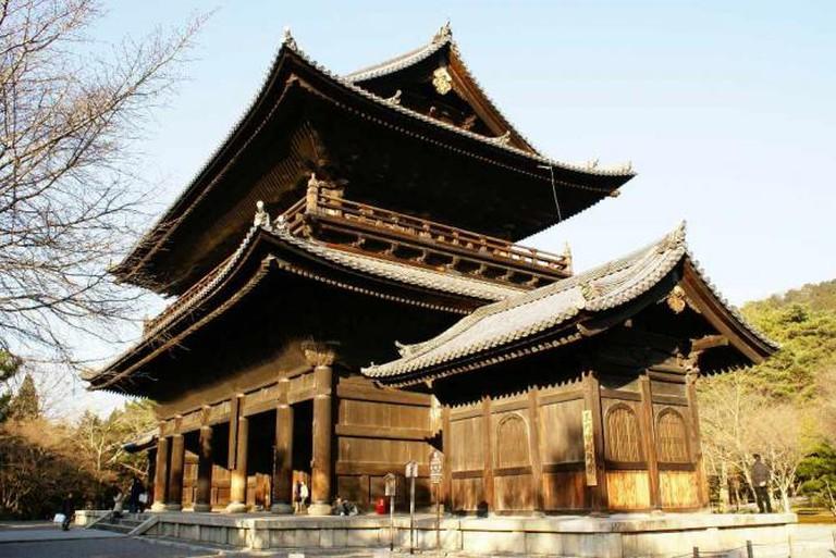 Temple Nanzen-ji Kyoto | © Eric Salard/Flickr