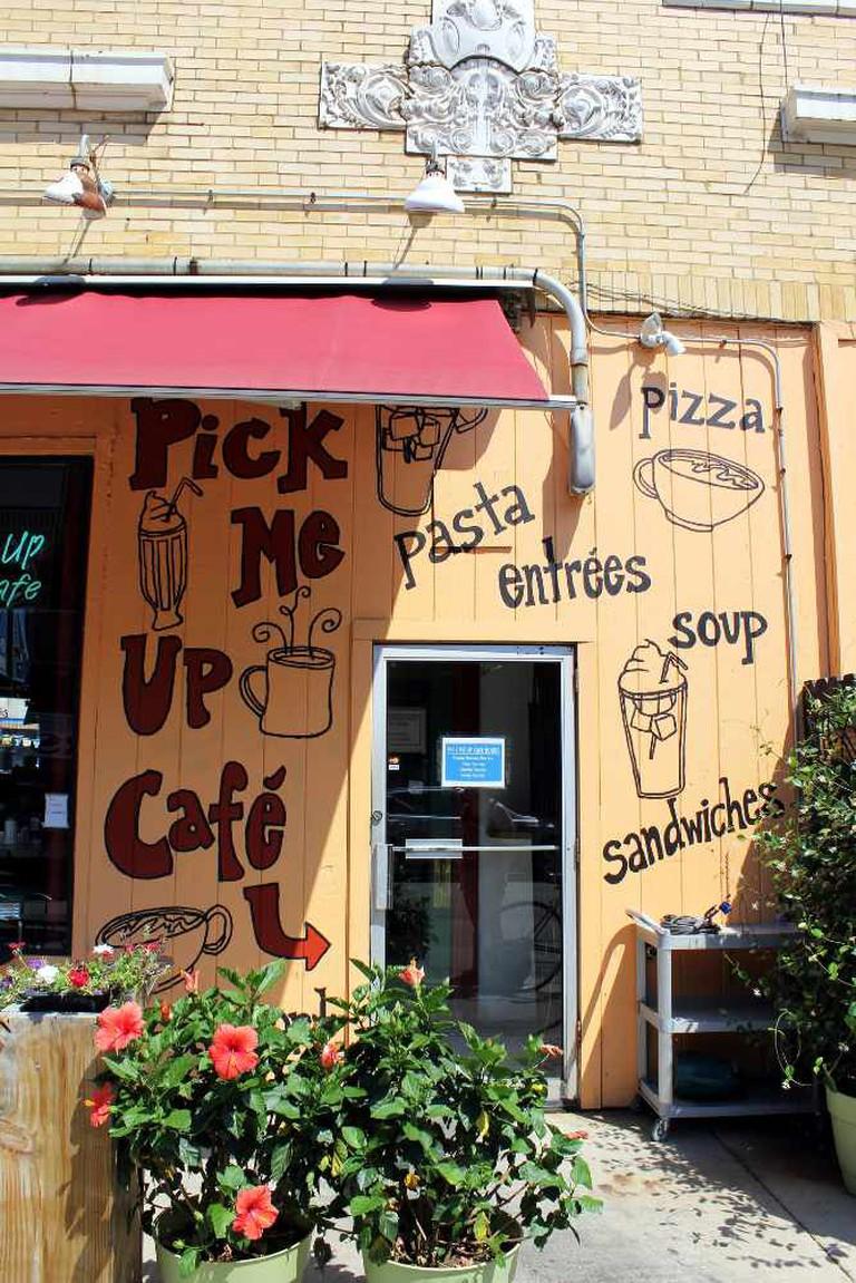 The Pick Me Up Café