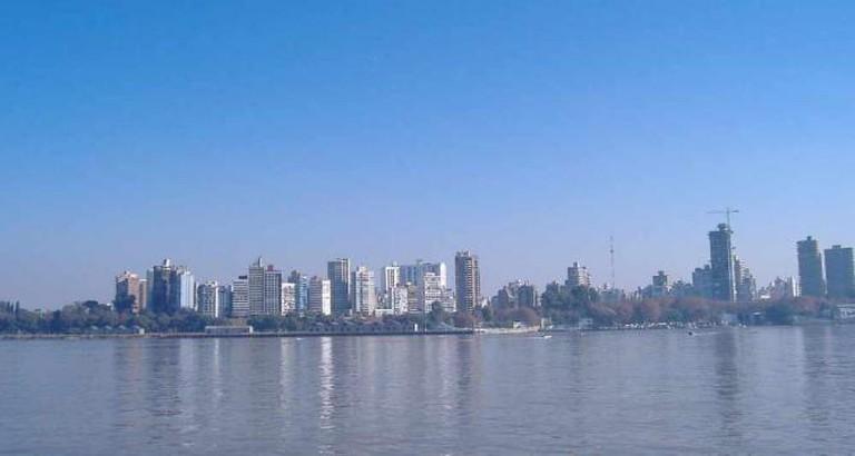 Rosario skyline Ⓒ Pablo D. Flores/Flickr