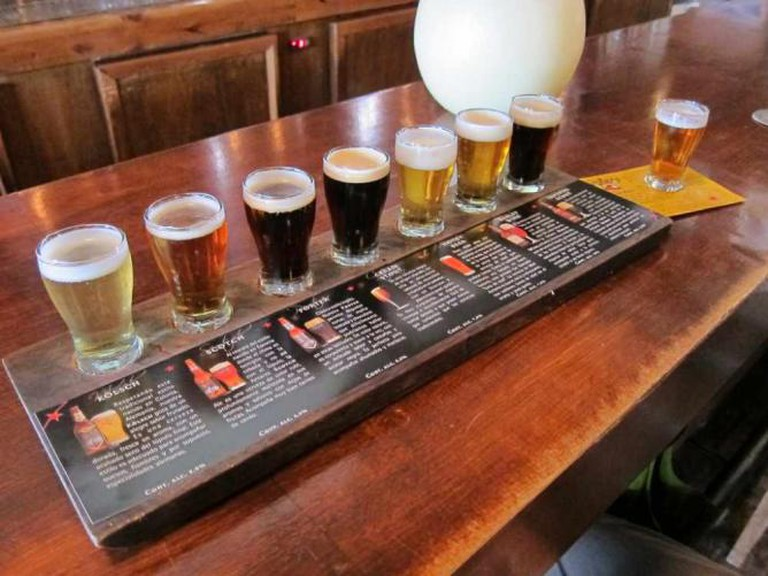 A selection of Antares' beers Ⓒ fabulousfabs/Flickr