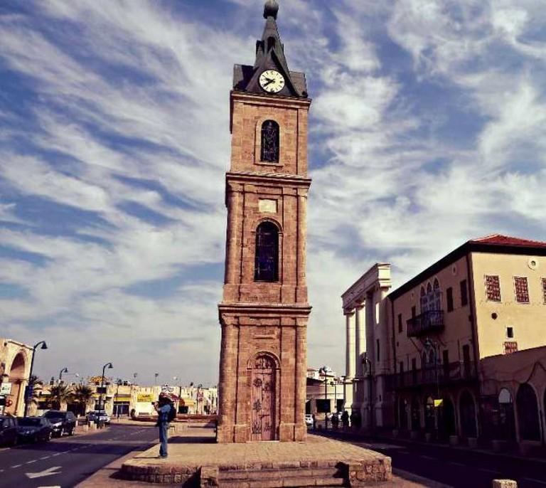 Jaffa Clock Tower | © Deror_avi/WikiCommons
