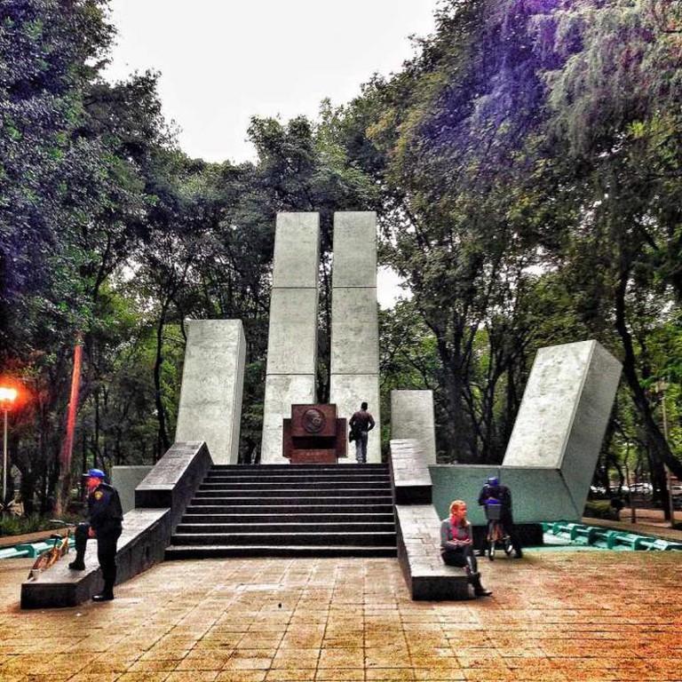 Monument to Lázaro Cárdenas | © Keizers/WikiCommons