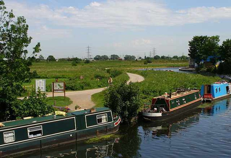 Walthamstow Marshes l © Wikipedia Creative Commons