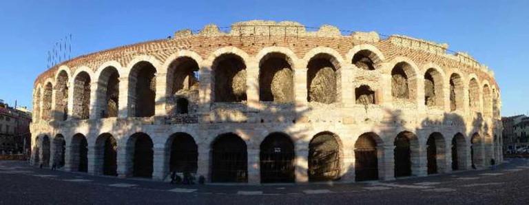 Verona Arena © Kiban/WikiCommons