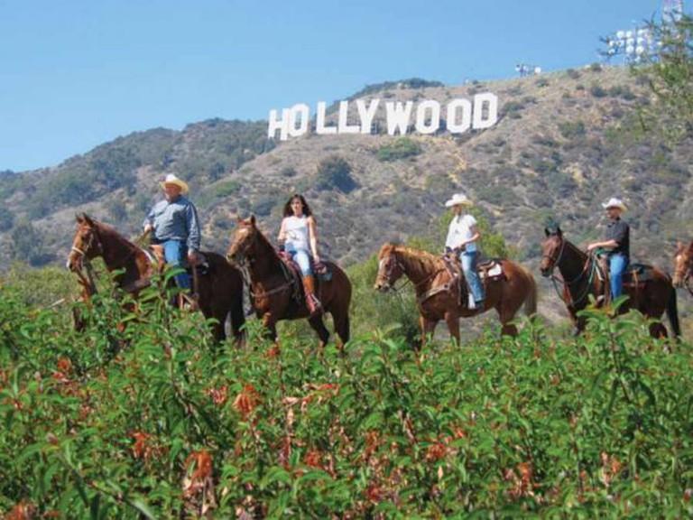 Los Angeles Equestrian Center | © trailridermag.com