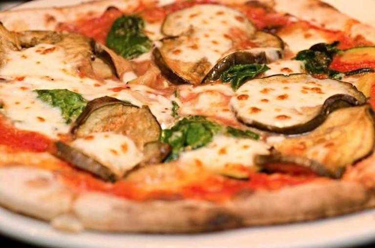 Pizza Vegtariana
