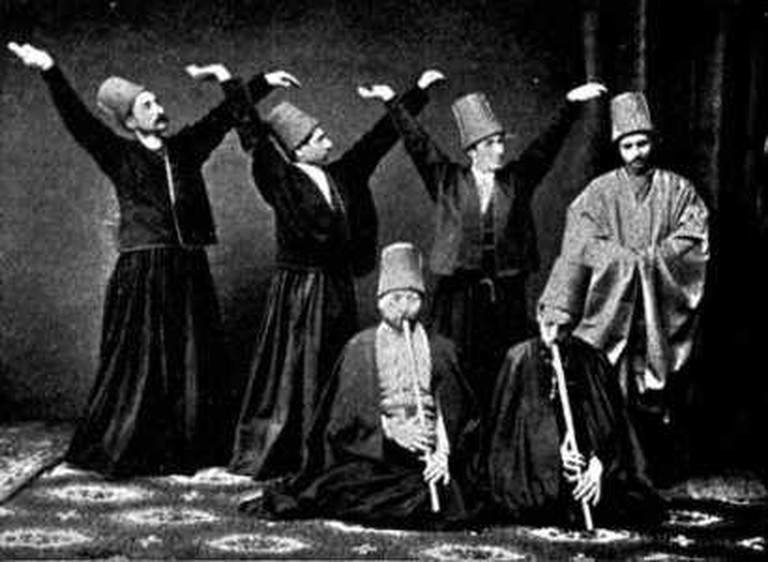 Galata Mevlevi Whirling Dervish House and Museum | © Expression libre/WikiCommons