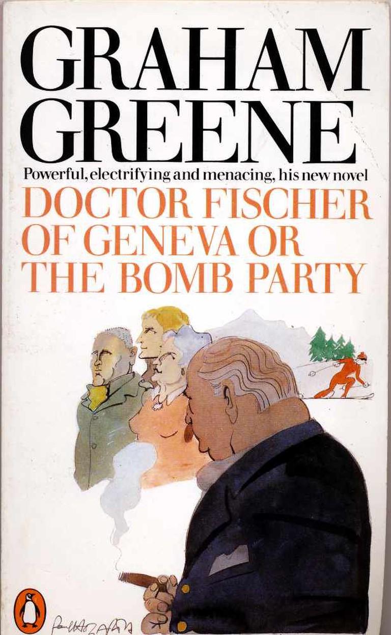 Dr Fischer of Geneva or The Bomb Party |© John Shepherd on behalf of Penguin Random House Books