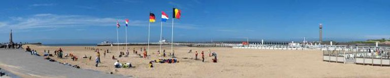Oostende Panoramic View| © Georges Jansoone/WikiCommons