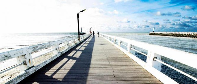 A walk on the pier | © Martijn Loth/Flickr