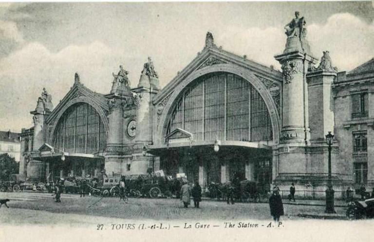 Gare de Tours | © Claude_villetaneuse/WikiCommons