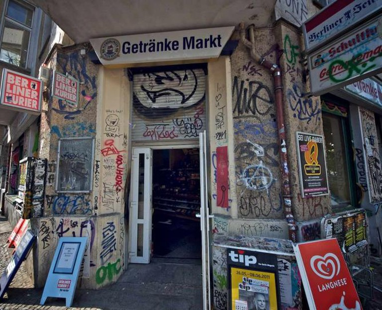 Berlin's infamous Spati's | ©Polarity/Flickr