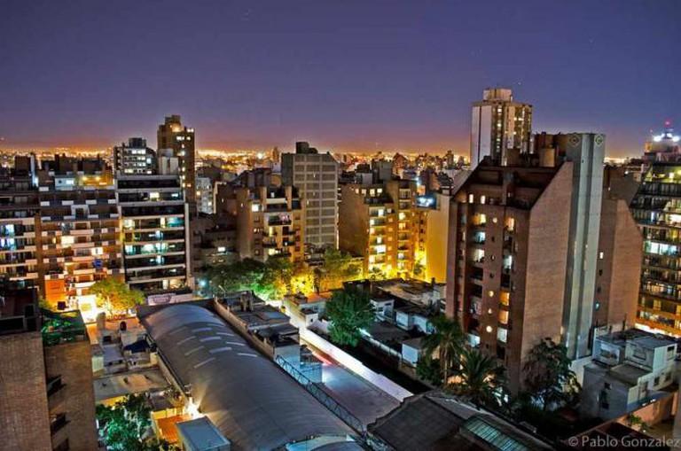 Skyline of Downtown Córdoba | © Pablo Gonzalez/WikiCommons