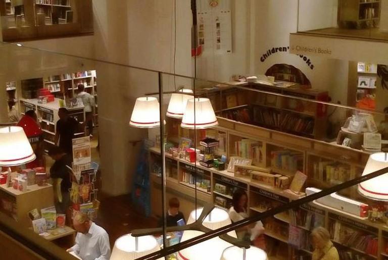 Foyle's Bookshop | © vlada.oulitskaia/Flickr