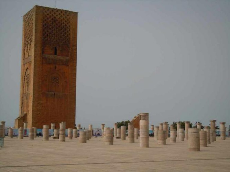 Hassan tower/tomb