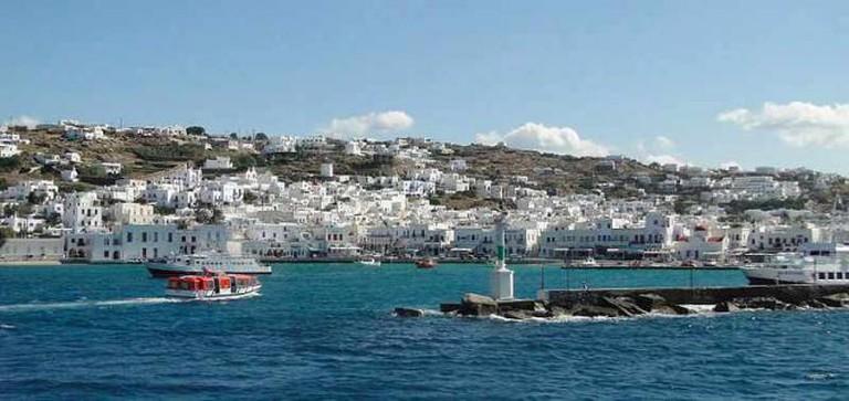 Old Port of Mykonos   © Bernard Gagnon/WikiCommons