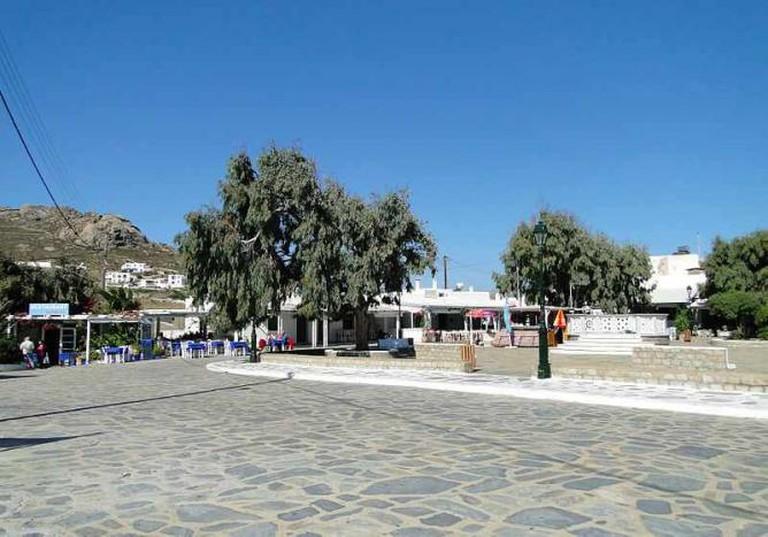 Ano Mera, Mykonos   © Bernard Gagnon/WikiCommons