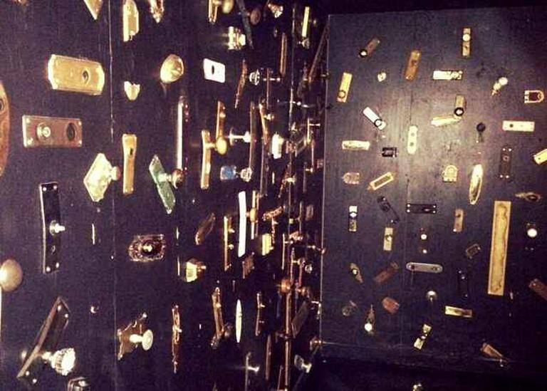 Lock and Key Entrance   ©Jasmine Ashoori