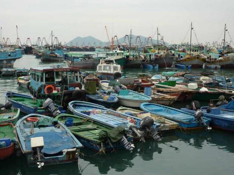 Cheung Chau © GD Preston/Flickr
