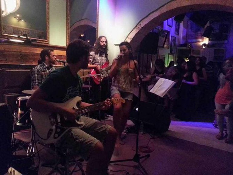 Live music concert at Figaro cafe | Courtesy of Figaro cafe