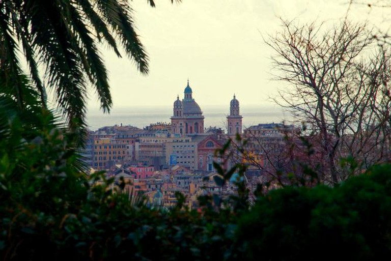 Genoa, Italy | © Luca Volpi/Flickr