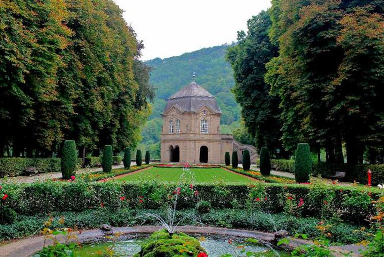 Rococo Pavilion, Echternach   © Zinneke
