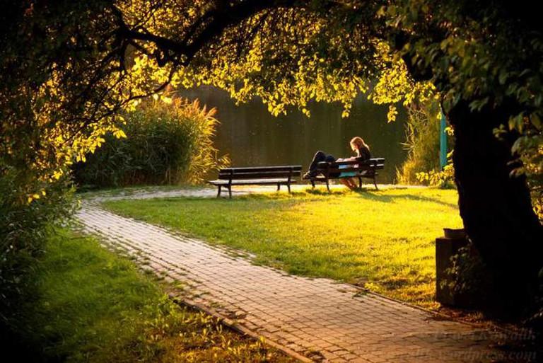 Park Szczęśliwicki | © Paweł Kowalik/Flickr