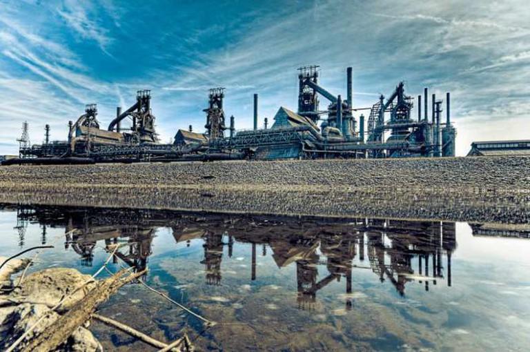 Pennsylvania Steel   © Marty Desilets/Flickr