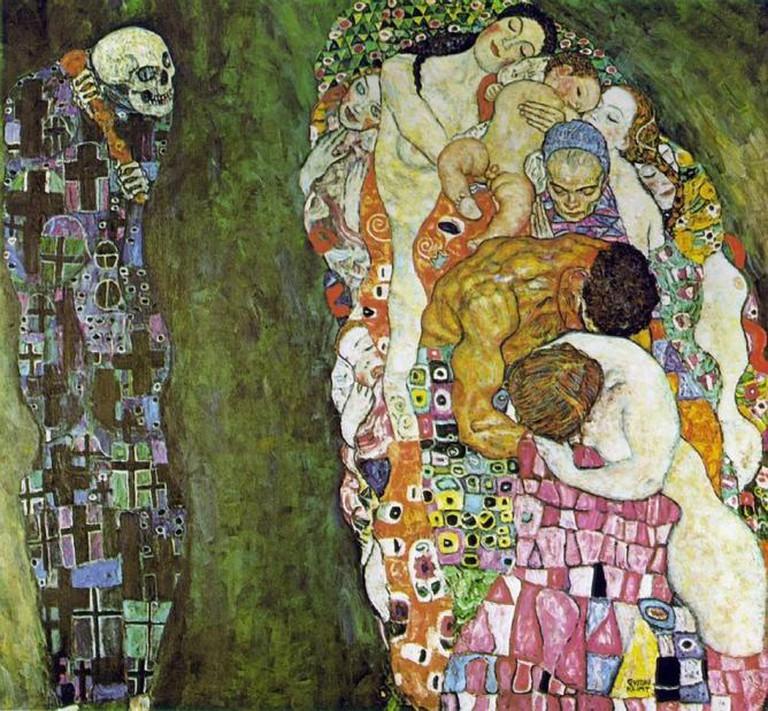 Medicine, Gustav Klimt | © bm.iphone/Flickr