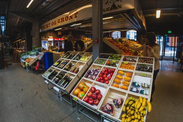 A market in Oslo © Claudia Regina/Flickr