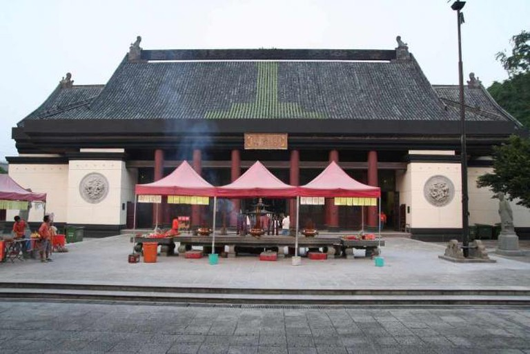 Che Kung Temple | © CPJoseph/WikiCommons