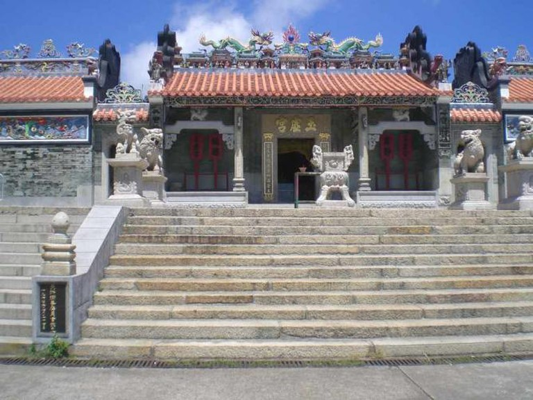 Pak Tai Temple | © Hauwah/WikiCommons