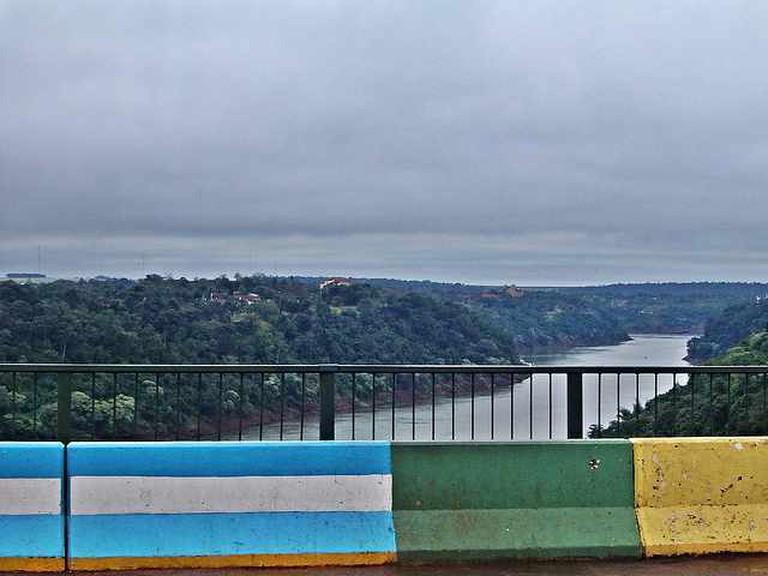 Border of Argentina and Brazil © seretide/Flickr