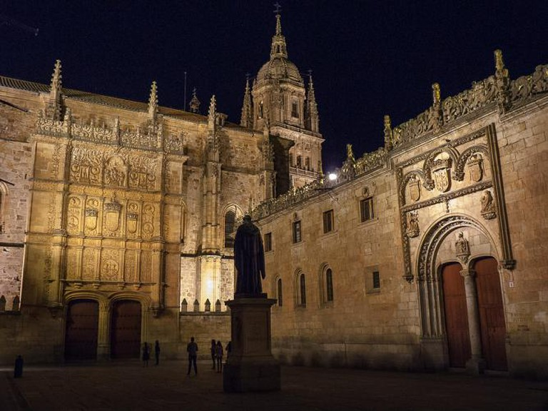 One of Salamanca's scenic chapels | © Turol Jones/Flickr