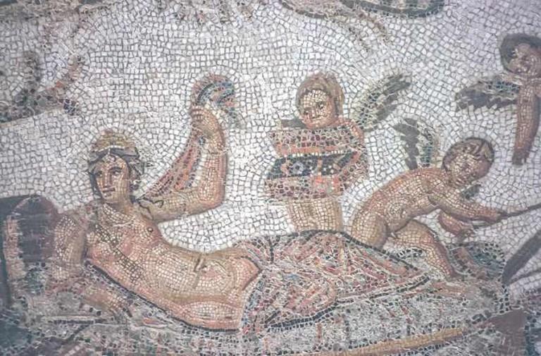 Mosaic art at the Bardo | © Jacqueline Poggi /Flickr