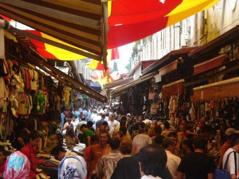 Tunis souk | © travelbigo/Flickr