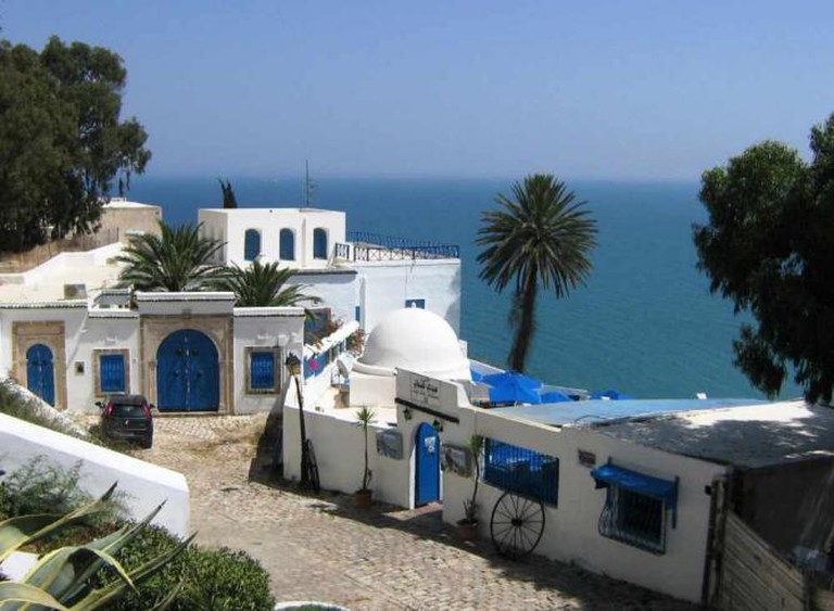 Sidi Bou Saïd | © SarahTz/Flickr